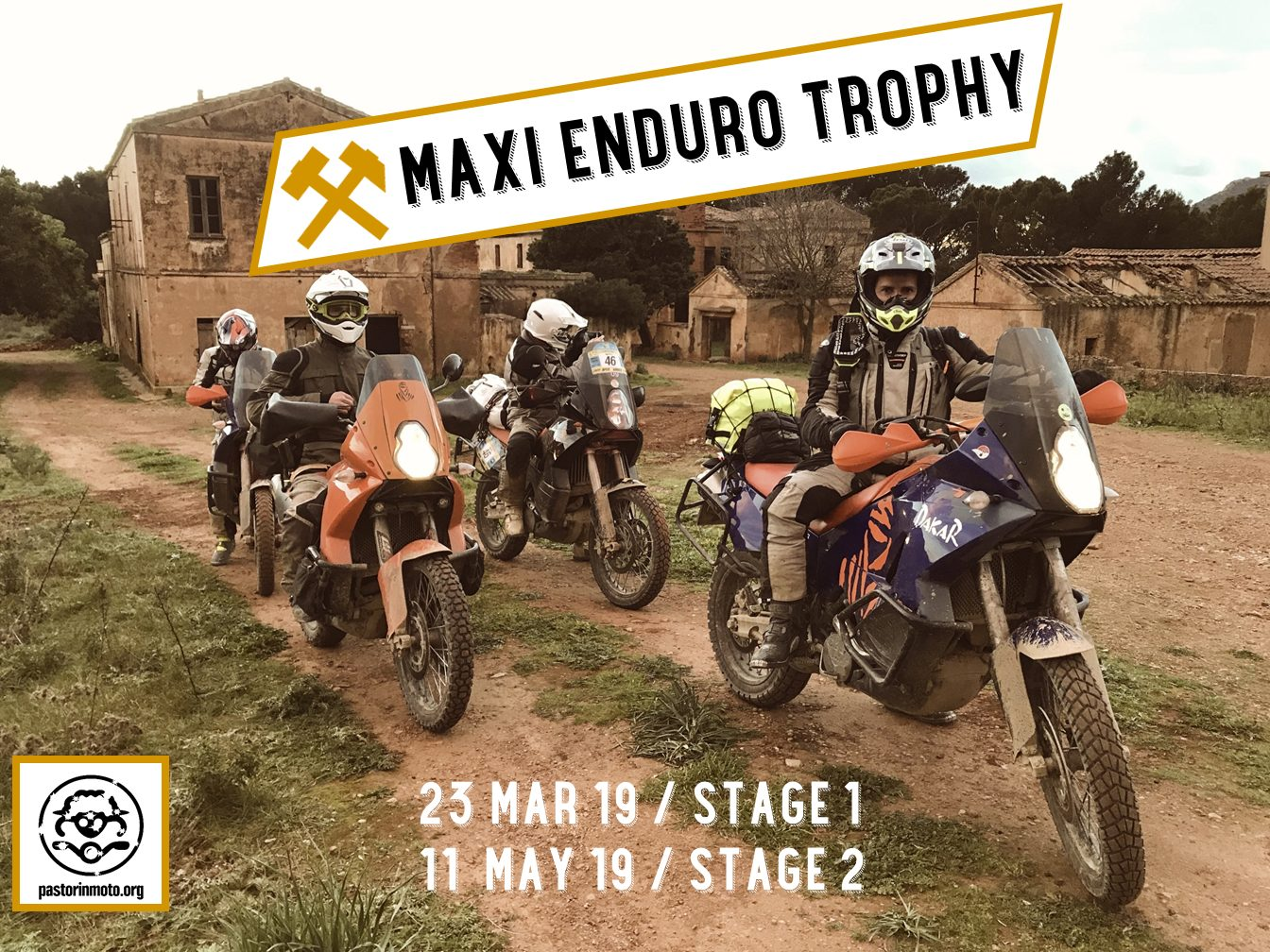 Join the Maxi Enduro Trophy 2019!